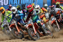 RHL Weston Beach Race 2015