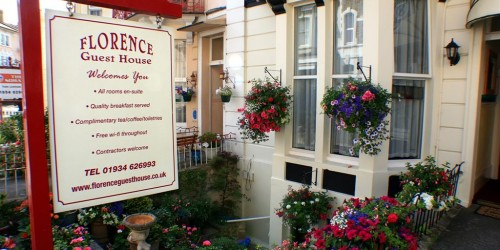 Florence Guest House - Weston Super Mare