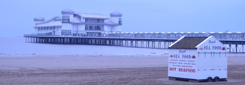 Weston Super Mare - The Pier