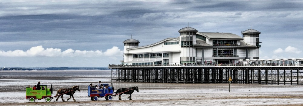 Weston Super Mare - Pony Rides